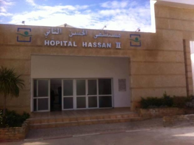الفنيدق.. لجنة من وزارة الصحة في مستشفى الحسن الثاني