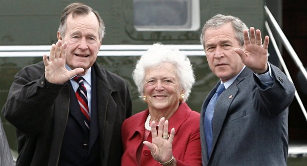عن عمر يناهز 92 عاما.. وفاة باربرا بوش سيدة أميركا الأولى السابقة
