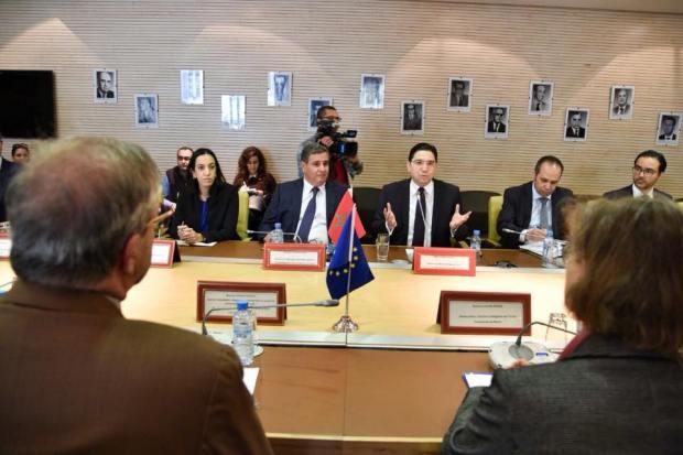 بوريطة: الوحدة الترابية ليست مجالا للتفاوض والاتفاق