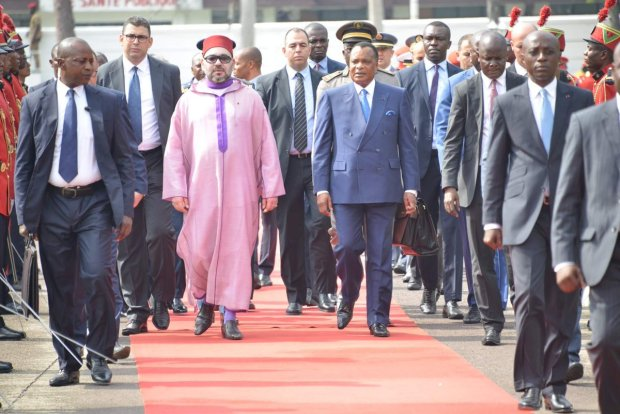 قضية الصحراء.. الرئيس الكونغولي يشيد بجهود المغرب من أجل التوصل إلى حل سياسي