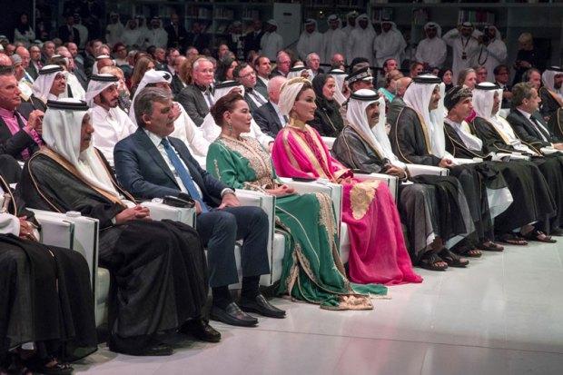 بحضور الأميرة للا حسناء..  المبنى الجديد لمكتبة قطر الوطنية يُفتتح رسمياً
