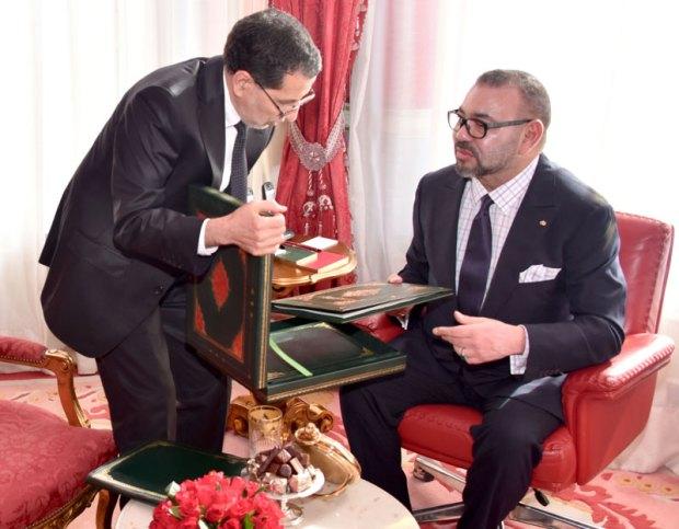 المجلس الوزاري الثالث في حكومة العثماني.. الملك يعين 4 مسؤولين كبار
