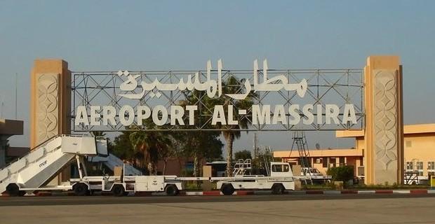 حتى المطار ما خلاوه.. السرقة تقود عامل شحن في مطار أكادير إلى الاعتقال!