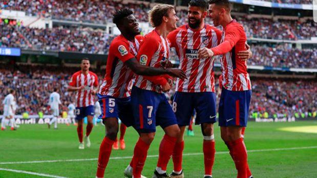 ديربي مدريد.. أتلتيكو مدريد يستمر في سلسلة اللاهزيمة في سانتياغو بيرنابيو