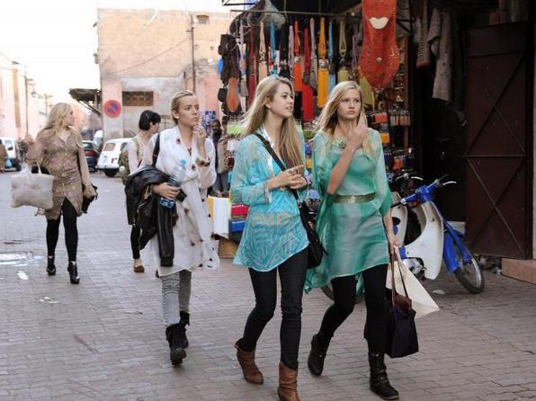 بفضل الألمانيين.. انتعاش السياحة في المغرب