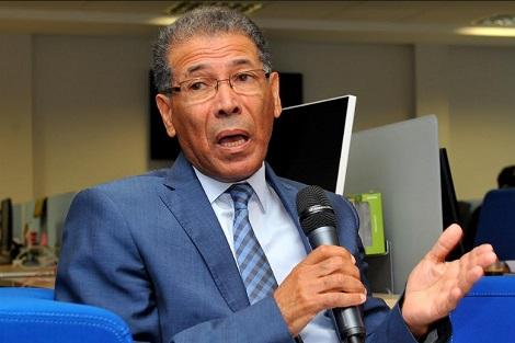 العجلاوي: النّزاع في الصحراء إقليمي وللدولة وللنظام الجزائريين مسؤولية في هذا الوضع