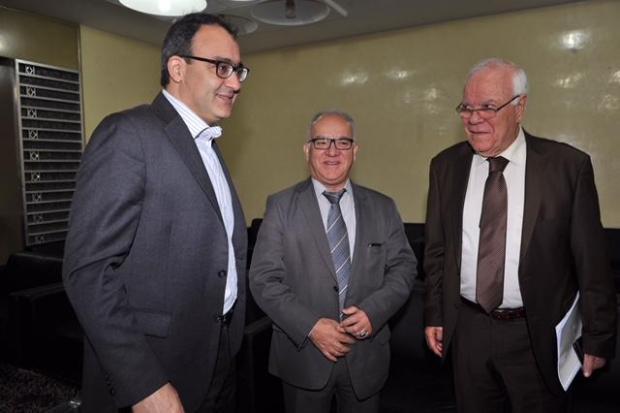 """السباق نحو رئاسة """"برلمان"""" حزب الاستقلال.. كريم غلاب أول المنسحبين"""