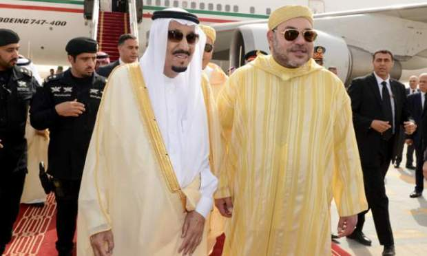 مقاطعة إيران.. العاهل السعودي يتصل هاتفيا بالملك محمد السادس