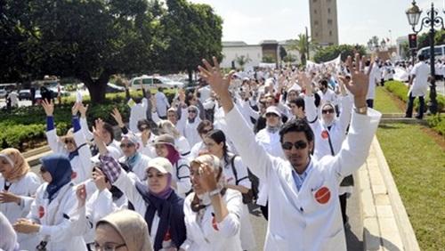 إضراب ومسيرة وطنية يومي 11 و12 ماي.. الممرضين كعاو