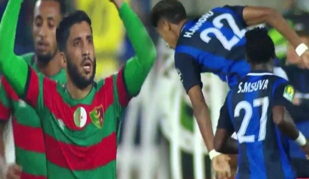 دوري أبطال إفريقيا.. الدفاع الجديدي يعود بنقطة ثمينة من الجزائر (فيديو)