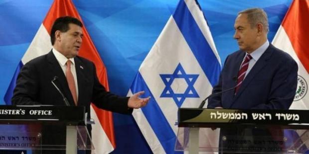 بعد أمريكا وغواتيمالا.. باراغواي تفتح سفارتها في القدس