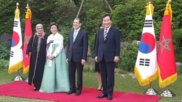 الخلفي: زيارة العثماني إلى كوريا كانت ناجحة والكوريون تأثروا للتعليقات السلبية!