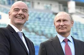 رئيس الفيفا: روسيا جاهزة تماما لاستضافة المونديال