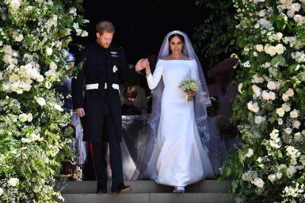 بالفيديو والصور.. كواليس زواج الأمير هاري والممثلة الأمريكية ميجان ماركل