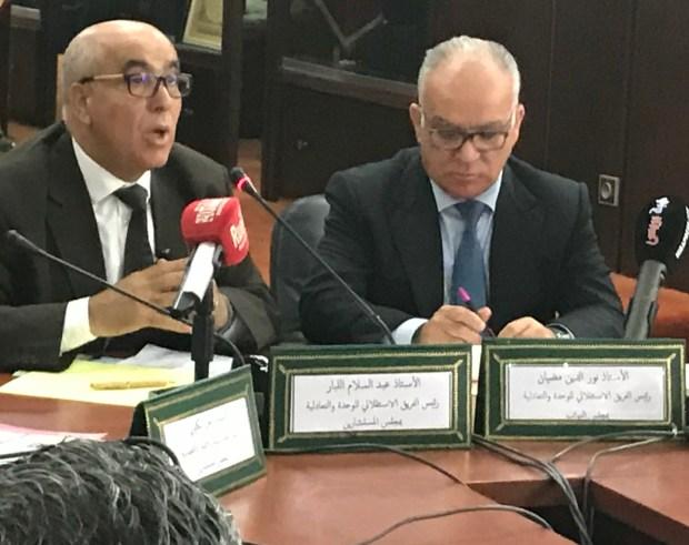 طالب بمراجعة قانون المالية.. حزب الاستقلال بادي سخون فالمعارضة
