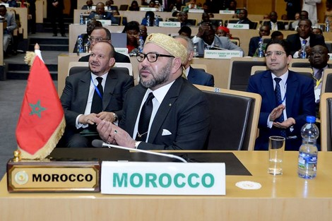 الاتحاد الإفريقي.. مجلس السلم والأمن يتبنى مقترح الملك إحداث مرصد إفريقي للهجرة