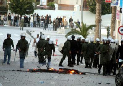 الحركة الأمازيغية: ما يحدث في جامعة أكادير أعمال إجرامية