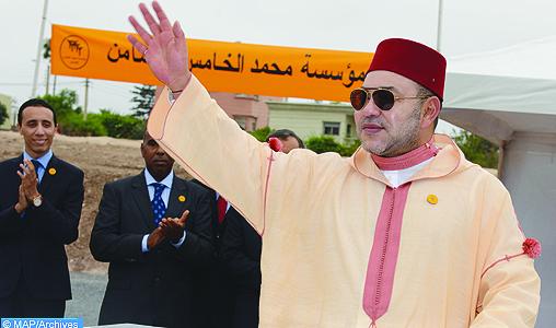 10 ملايين درهم.. الملك يعطي انطلاقة بناء مركز لاستقبال المُسنين في مديونة