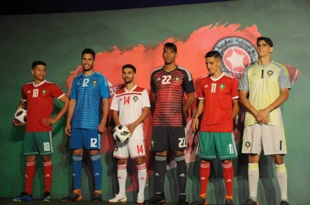 بالصور.. تقديم القميص الرسمي للمنتخب في كأس العالم