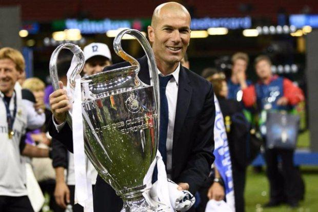 بعد إعلانه الرحيل.. إنجازات زيدان مع ريال مدريد