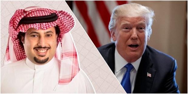 المونديال من ترامب إلى تركي آل الشيخ.. الميريكان والماروكان والتغريدتان!