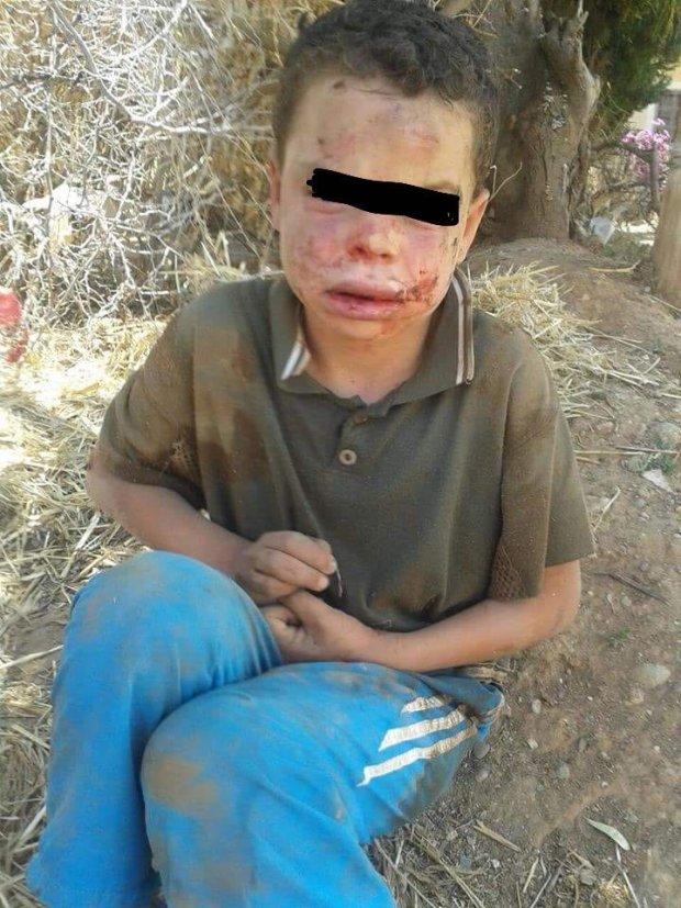 مأساة ضواحي تازة.. درّي دارو بّاه في فرّان وشعل عليه العافية باش يقتلو! (صور)