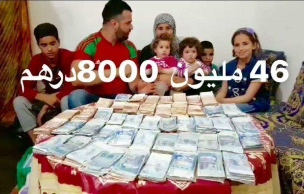 يوسف الزروالي.. جمعية خيرية طولها 1.96 متر! (صور)