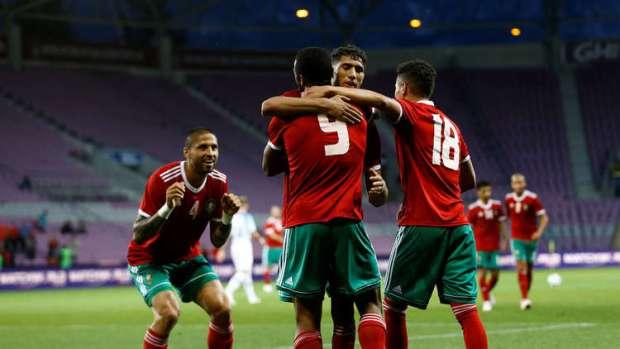 صحيفة إسبانية: المنتخب المغربي كيخلع!
