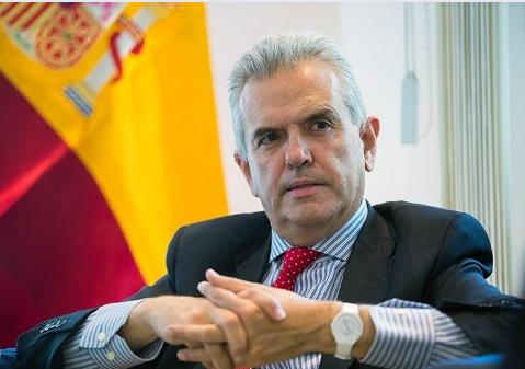 السفير الإسباني في إيران: إسبانيا الأقوى وإيران تستطيع خلق المفاجأة