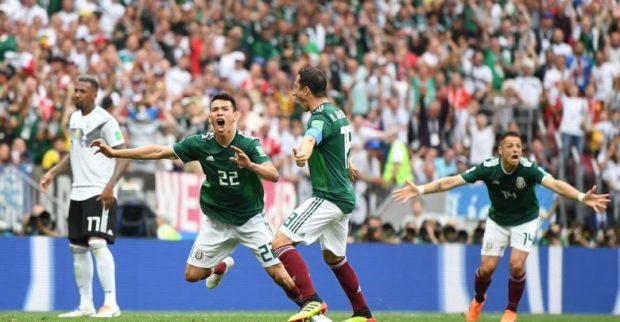مفاجأة المونديال.. ألمانيا حامل اللقب يخسر أمام المكسيك