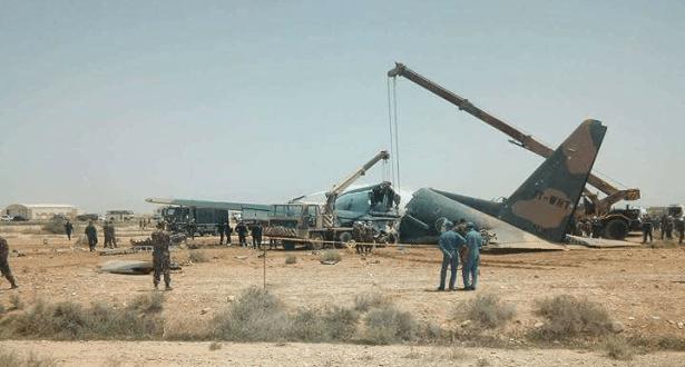 بعد أسابيع على الكارثة الجوية.. إصابات في حادثة هبوط طائرة جزائرية