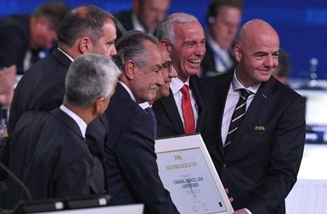 الشوالي وجادة وآخرون.. إعلاميون يعلقون على إقصاء المغرب من تنظيم كأس العالم 2026