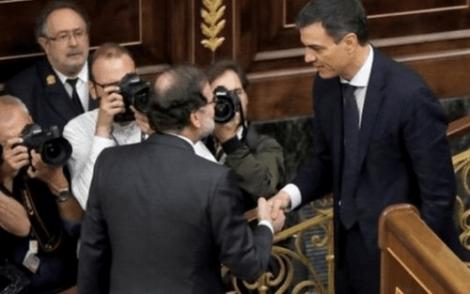 أطاح براخوي.. بيدرو سانشيز رئيسا لوزراء إسبانيا