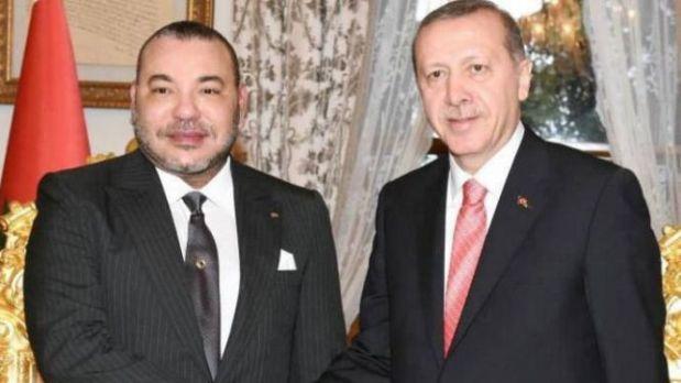 بعد إعادة انتخابه.. الملك يهنئ أردوغان