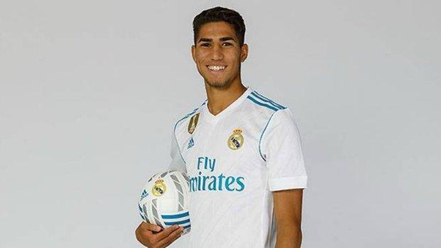 حكيمي: أفضل البقاء في ريال مدريد ولكن…
