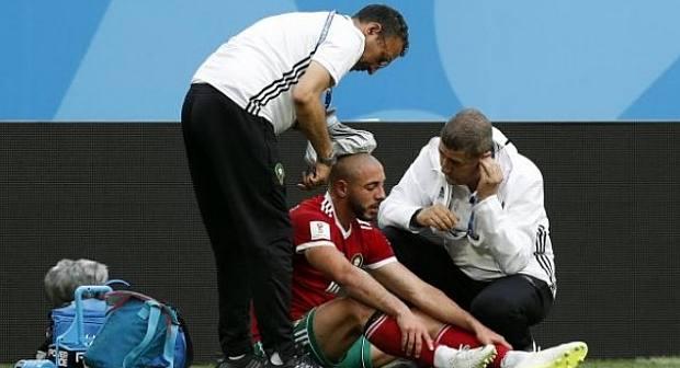 قبل مواجهة البرتغال.. طبيب المنتخب يطمئن الجمهور المغربي حول أمرابط ودرار وداكوستا