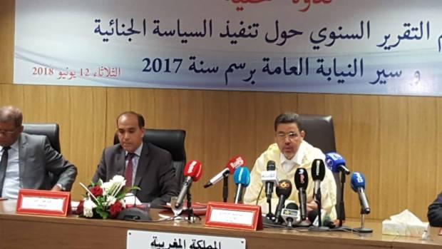 إكراهات وتوصيات.. عبد النباوي يقدم تقرير السياسة الجنائية