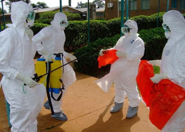 دايرة الاحتياطات.. وزارة الصحة حاضية إيبولا