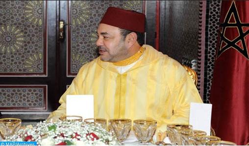 الرباط.. الملك يقيم مأدبة إفطار على شرف رئيس مفوضية الاتحاد الإفريقي