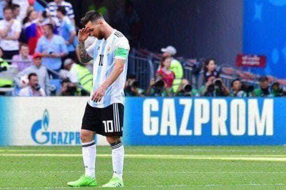 فرنسا تفوز على الأرجنتين بمهرجان أهداف.. باي باي ميسي (صور)