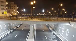 بشرى لمدينة تطوان.. انطلاق أشغال تشييد ممرين أرضيين