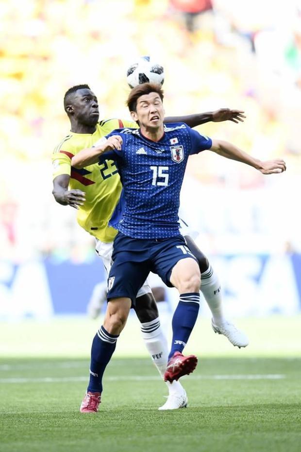 مفاجآت المونديال مستمرة.. اليابان يهزم كولومبيا (صور)