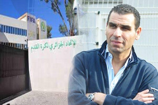 رئيس الاتحاد الجزائري: المغرب واخا ما ربحش دار حوايج زوينة فحملة مونديال 2026
