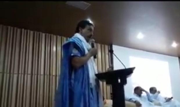 رئيس جماعة مشا بعيد: حنا رؤساء الجماعات ملائكة نمشي على الأرض وغندخلو للجنة بلا حساب!! (فيديو)