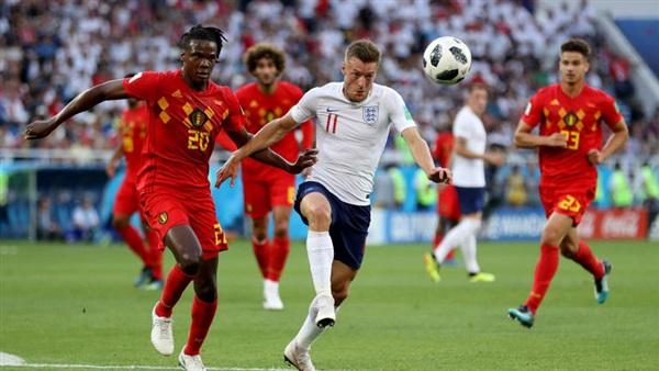 مباراة إنجلترا وبلجيكا.. الموعد والقنوات الناقلة