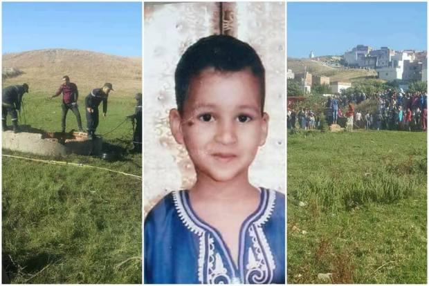 اختفى منذ أسبوع.. العثور على جثة طفل في بئر في طنجة (صور)