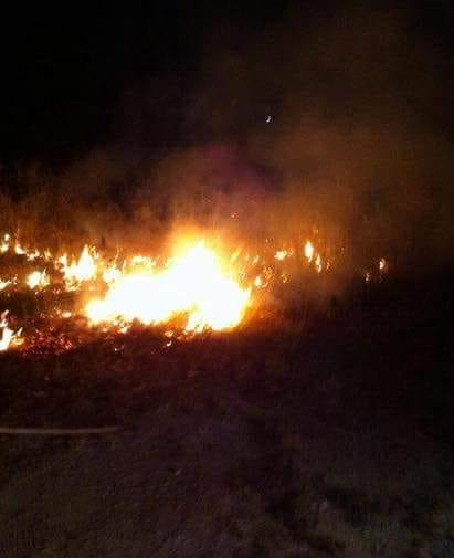 بعد طانطان.. حريق في غابة جبل بوعنان في تطوان