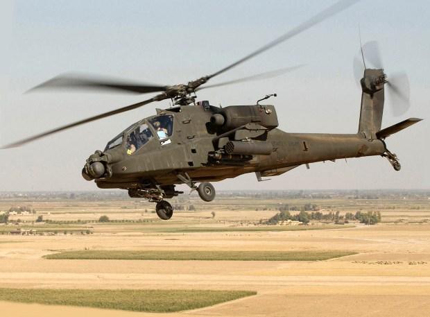 """صحيفة المساء: المغرب يبحث عن طائرات """"أباتشي 64"""" الأمريكية"""