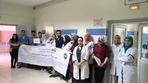 لمدة 48 ساعة.. إضراب وطني للممرضين