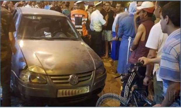 تسببت في إصابة 5 أشخاص.. طوموبيل دخلات فقهوة في فاس